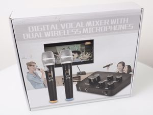 Sound Town Wireless Microphone Karaoke Mixer System SWM15-PROS for Sale in Corona, CA
