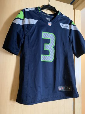 Russell Wilson Seahawks Jersey Men's Medium $75 for Sale in Seattle, WA