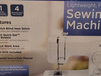 Brother Sewing Machine for Sale in Everett,  WA
