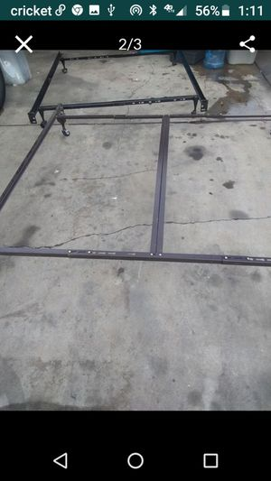 King Size Bed Frame for Sale in Phoenix, AZ