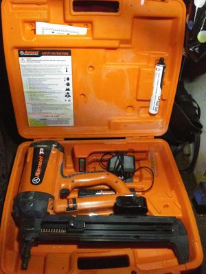 Ramset T3 Gas powered concrete nail gun for Sale in Tacoma, WA