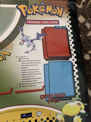 Pokemon original game board for Sale in Stoughton, MA