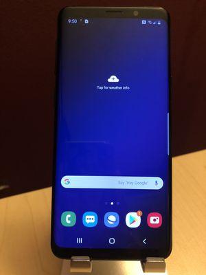 Samsung Galaxy s9 unlocked (desbloqueado) for Sale in Ocoee, FL