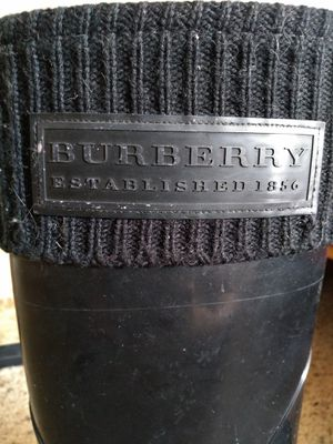 Burberry Rain Boots for Sale in Crestview Hills, KY