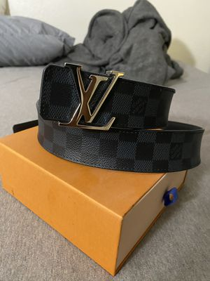 Louis Vuitton belt for Sale in Tempe, AZ