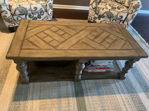 Coffee and end tables for Sale in Eatontown, NJ