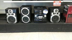 Bookshelf stereo for Sale in Victoria, TX