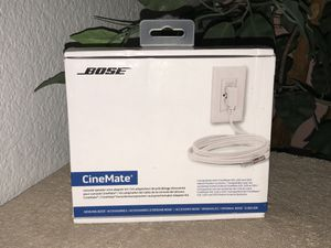 Bose CineMate Speaker Wire Adapter Kit 724624 for Sale in San Diego, CA