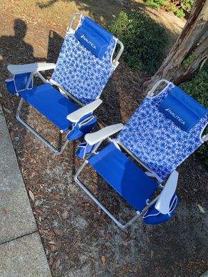 Nautica 5-position Beach Chairs for Sale in Fort Walton Beach, FL