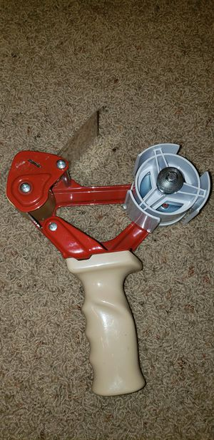 Hand held industrial side loading tape dispenser for Sale in Saginaw, TX