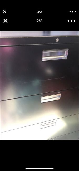 4 drawer filling cabinet for Sale in Poway, CA