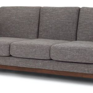 MCM Ceni Sofa From Article In Volcanic Gray New for Sale in Tukwila, WA