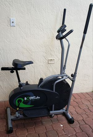 Body Rider Elliptical Exercise Trainer for Sale in Pembroke Pines, FL