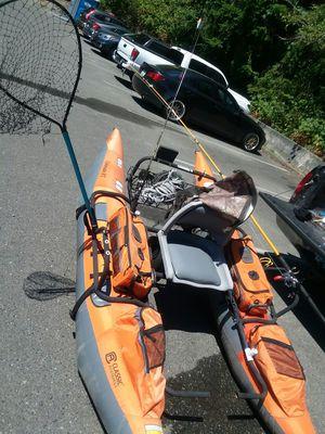 Colorado xt pontoon for Sale in Tacoma, WA