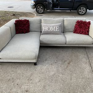Off White Sectional for Sale in Fort Worth, TX