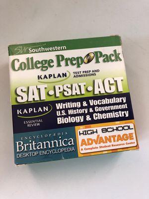 PC SAT Practice Set for Sale in Santa Maria, CA