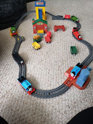 motorized Thomas and friends track set for Sale in Minooka, IL