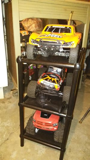 Traxxas, Losi 1/10 Scale Electric RC Trucks for Sale in Jersey City, NJ