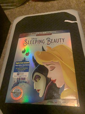 Blu-ray Disney Sleeping Beauty movie for Sale in Lakeside, CA