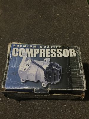 A/C COMPRESSOR for Sale in Houston, TX