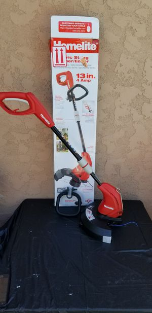 13 in electric string for Sale in Buena Park, CA