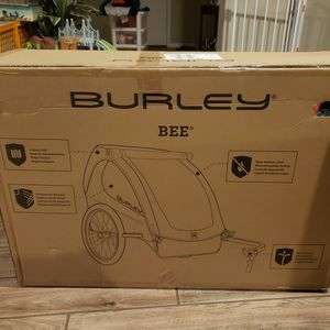 Burley Bee Bike Trailer (Brand New, Unopened) for Sale in Mesa, AZ