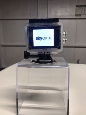SKYOPTIK FULL HD 1080 GO PRO CAMERA 30 METERS WATER RESISTANT for Sale in Garden Grove, CA