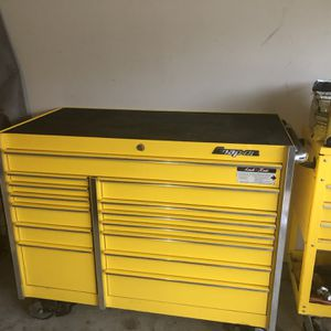 Snap On Toolbox Great Condition With Brand New Slides All The Way for Sale in Spring, TX