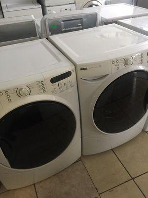 Lavadora y secadora for Sale in Hialeah, FL