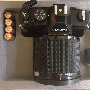 Yashika DentalCam Film Camera 55mm f-4 for Sale in Irvine, CA