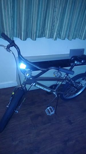 NEW MONGOOSE BMX BIKE for Sale in Des Moines, WA