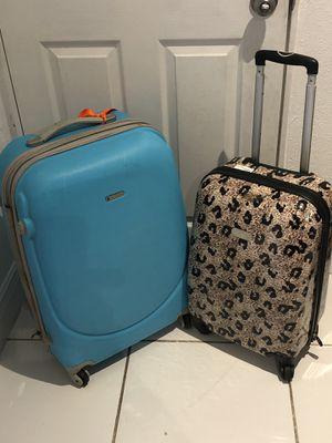 2 Travel Bags for Sale in Opa-locka, FL