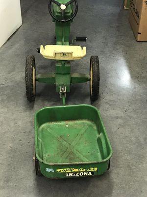 Vintage Pedal Pump John Deere Tractor for Sale in Phoenix, AZ