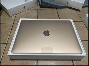 "Macbook 12"" 2017 Gold 512 GB i7 8GB RAM LIKE NEW for Sale in La Habra, CA"