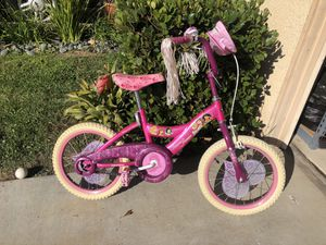 Girls size 16 inch wheel huffy bike for Sale in Chula Vista, CA