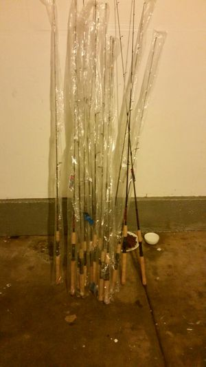 """Fishing rods """"lots"""" 6'6"""" and 6' for Sale in Richmond, CA"""