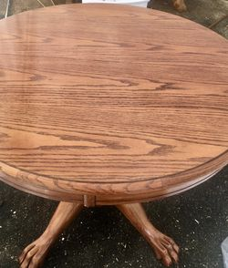 Refinished dining or kitchen table to help with suicide prevention for Sale in Vancouver,  WA