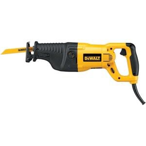 Brand NEW DEWALT 13-Amp Keyless Variable Speed Corded Reciprocating Saw with Case for Sale in Berkeley Township, NJ