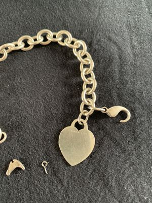 Tiffany & Co. Heart tag bracelet for Sale in La Mesa, CA