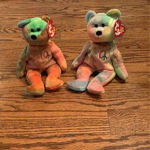 Beanie Babies - Peace for Sale in Chicago, IL