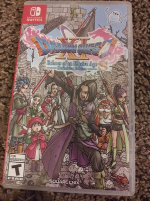 Dragon Quest XI S: Echoes of an Elusive Age Definitive Edition for Sale in Arvada, CO