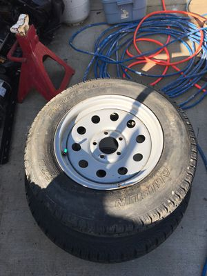 205/75/15 Trailer Tire for Sale in Moreno Valley, CA