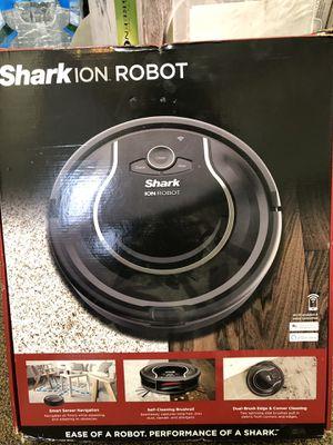 Shark ionrobot vacuum for Sale in Elk Grove Village, IL