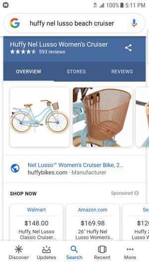 Huffy Nel lusso cruiser bike for Sale in Pompano Beach, FL