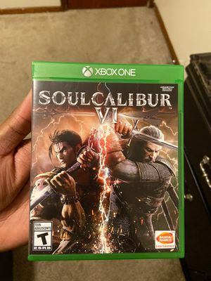 Soul Calibur 6 - Xbox One for Sale in Columbia Heights, MN