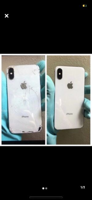 Apple iPhone Front screens and Back Glass for Sale in Long Beach, CA