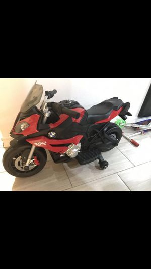 Bmw kid motorcycle for Sale in Covina, CA