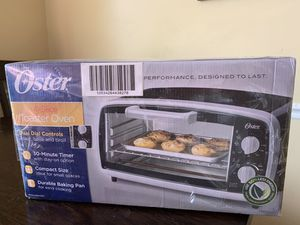 Oster Toaster oven for Sale in Sudley Springs, VA
