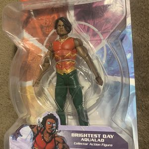DC Direct Action Figure Brightest Day Aqualad Series 3 for Sale in St. Petersburg, FL