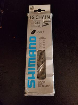 Shimano Bike chain for Sale in Spring, TX